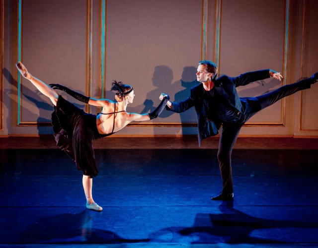 Ballett Tango